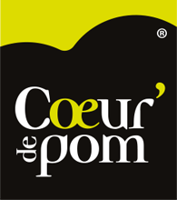 logo institutionnel Coeur de Pom