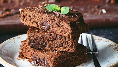 Moelleux tout chocolat vegan